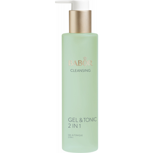 Cleansing Gel&Tonic